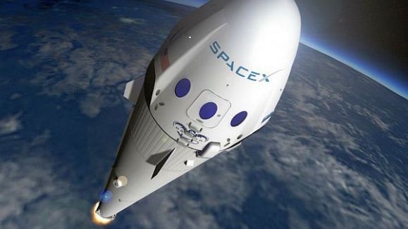 İlklerin SpaceX'i